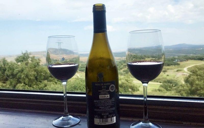 """La bodega """"Habla"""" de Trujillo, vino de calidad creado en la provincia de Cáceres"""
