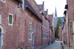 El beaterio de Lovaina es Patrimonio d ela Unesco desde 1998