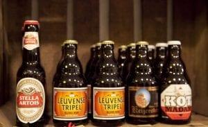Lovaine es famosa por sus cervezas