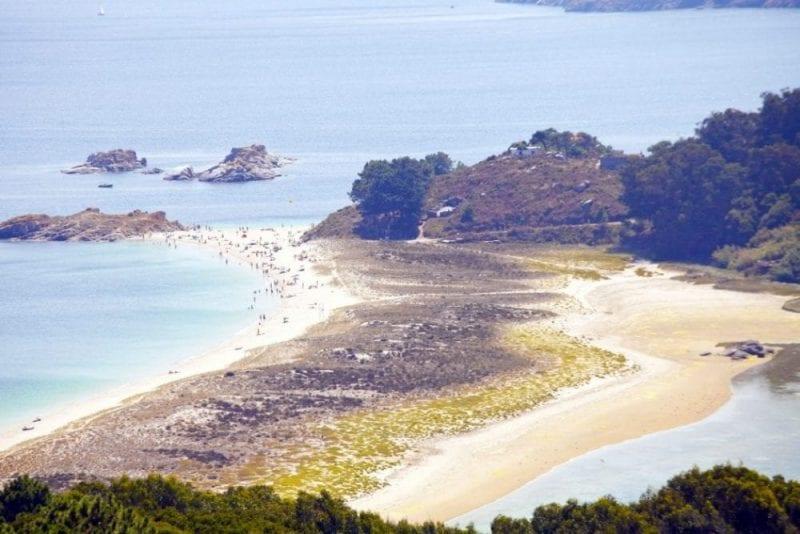 La playa de Rodas, la más bonita del mundo