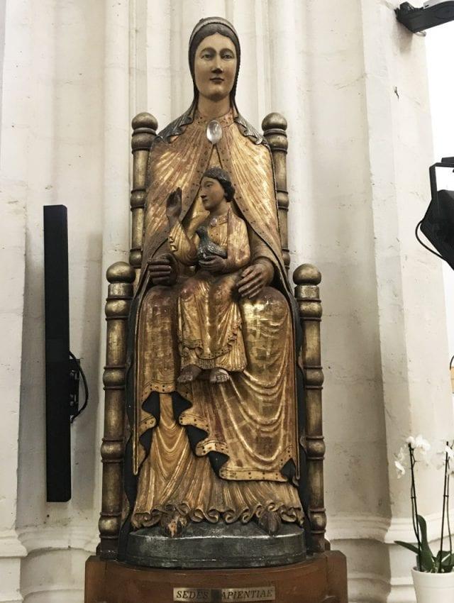 La Virgen de Lovaina