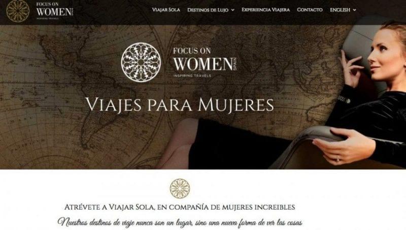Focus on Women, agencia especializada en mujeres que viajan solas