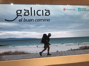 Stand de Galicia en Fitur 2019