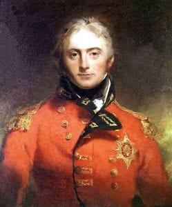 Retrato de Sir John Moore