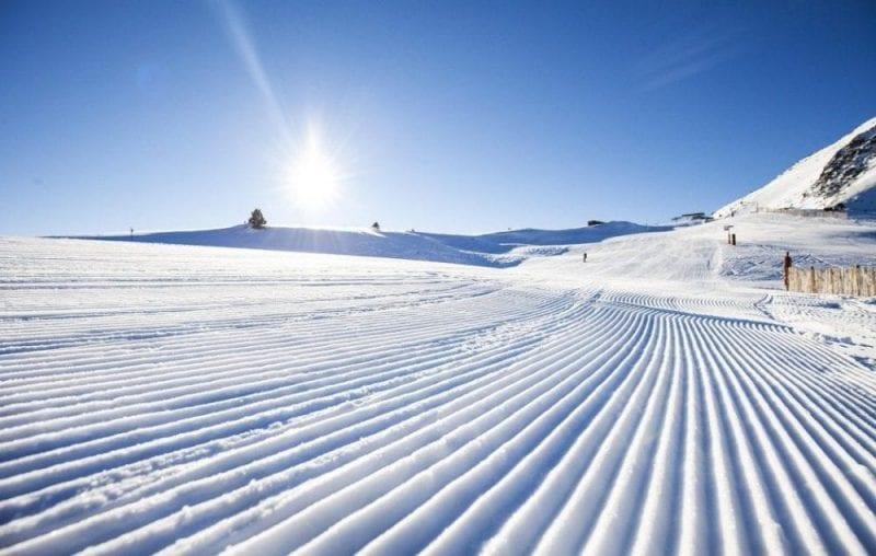 Grand Valira es uno de los dominio esquiables más largos de Europa