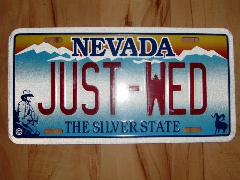 """Matrícula para """"enamorados"""" en Nevada"""