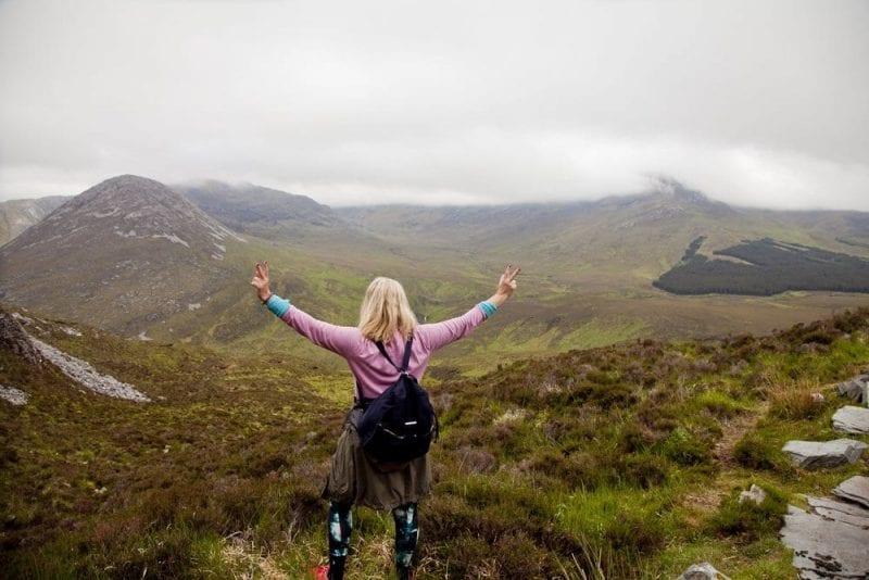 Alcanzar la cima del Diamond Hill, un gran reto