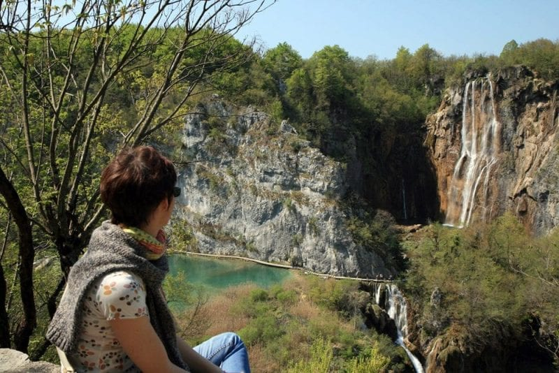Plitvice es famoso por sus cascadas