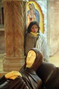 Iglesia de la Dormición de la Virgen en Jerusalén
