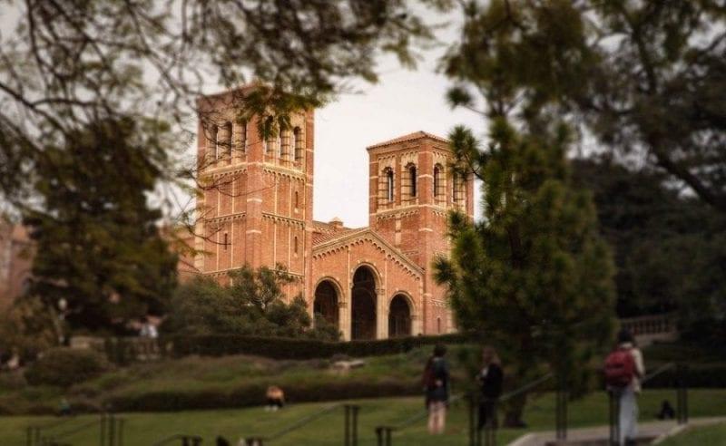 Detalle de las instalaciones de la Universidad UCLA