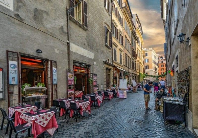 El Trastevere, el barrio con más encanto de Roma