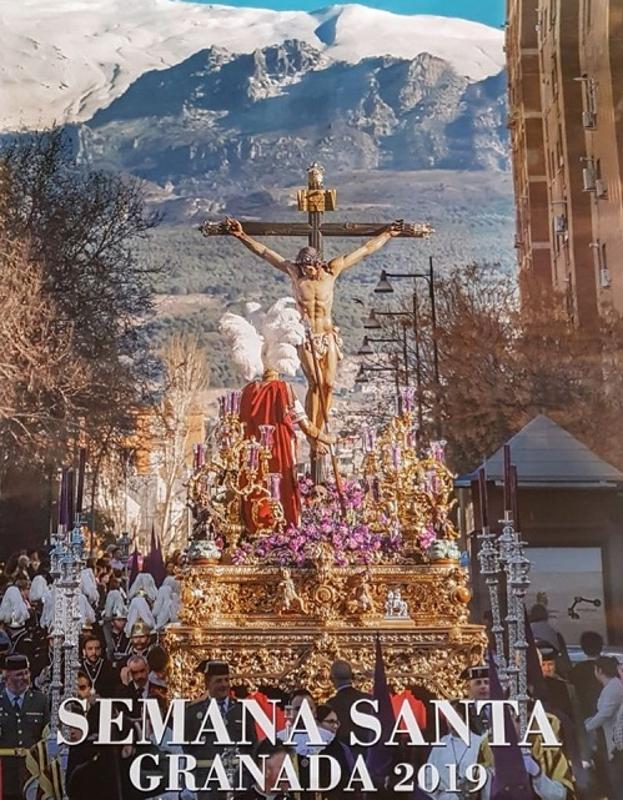 Cartel de la Semana Santa de Granada 2019