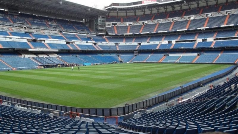 El Real Madrid es conocido en todo el mundo
