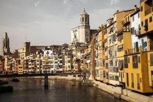 Estampa típica de Girona