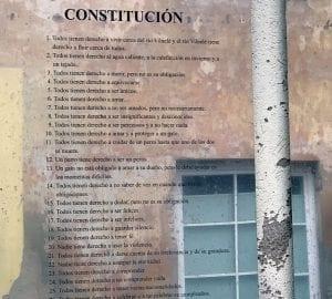 Artículos de la Constitución de Uzupis