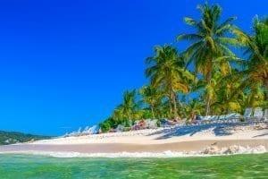 En Samaná están las playas mas hermosas de la República Dominicana