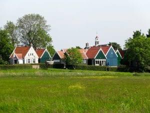 Detalle de la isla seca de Schokland