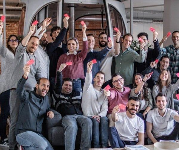 En Bnext actualmente trabaja ya un equipo de más de 40 persoans