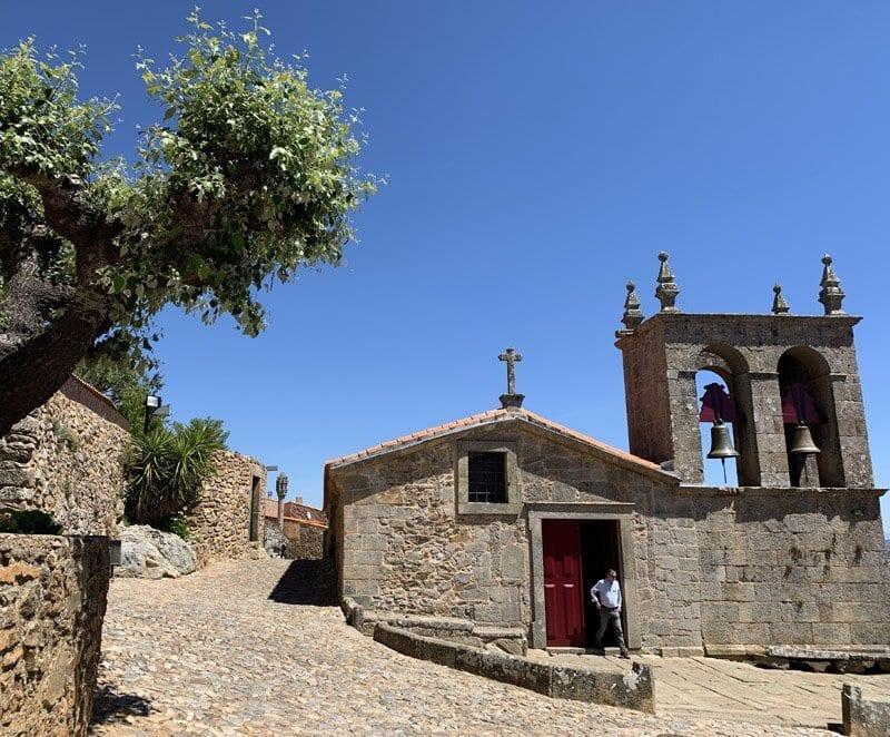 Las aldeas históricas presumen por su excelente conservación