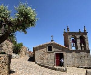 Estampa de Castelo Rodrigo