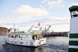 Mogán, buen punto de partida para navegantes