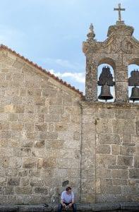 Las aldeas históricas son destinos para viajeros en busca de paz