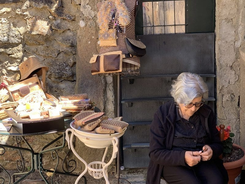 Las aldeas históricas rebosan leyendas