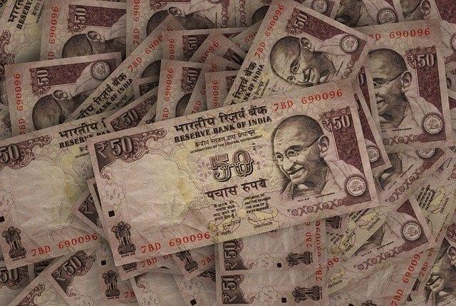 Rupias de India