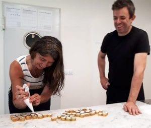 Taller de chocolate con Jordi Ferrer