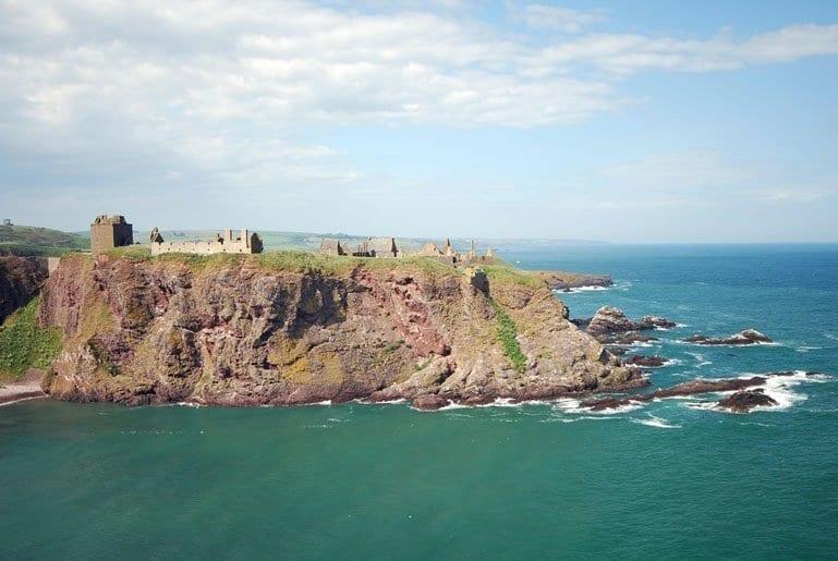 En Aberdeen hay más de 13 castillos