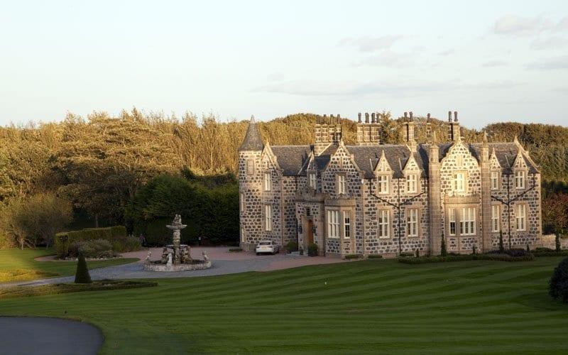 Vista exterior de McLeod House