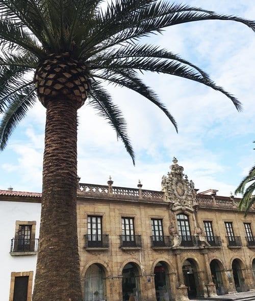 Hotel Reconquista está en pleno centro de Oviedo