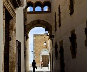 El palacio de Maricel tienen rincones muy fotogénicos