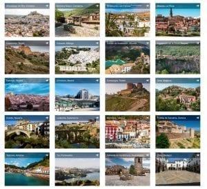 20 candidatas a las maravillas rurales 2019