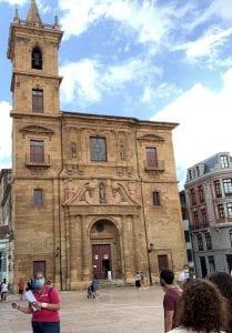 Civitatis ofrece visitas guiadas gratuitas por el Oviedo antiguo