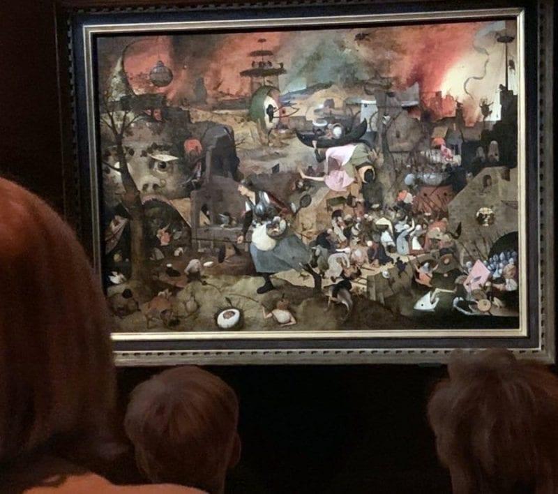 La Dulle Griet ha vuelto al museo Mayer van den Bergh