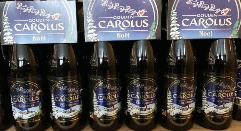 La Gouden Carolus es la cerveza por excelencia de Malinas