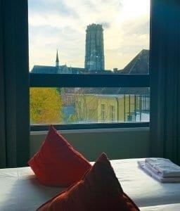 Detalle de una habitación del hotel Elisabeth