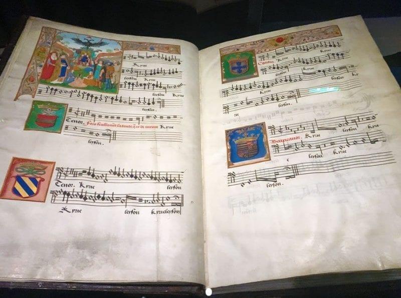 Libro de Cámara de Margarita de Austria