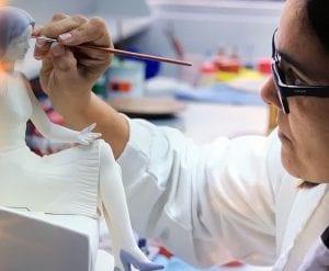 Lladró mantiene una producción artesanal