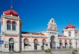 Vista del mercado Mercado Municipal de Loulé (Foto de Turismo de Portugal)