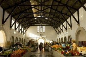 El mercado de Silves merece una visita