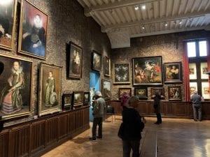 Una de las salas del museo Mayer van den Bergh