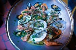 La gastronomía portuguesa es deliciosa