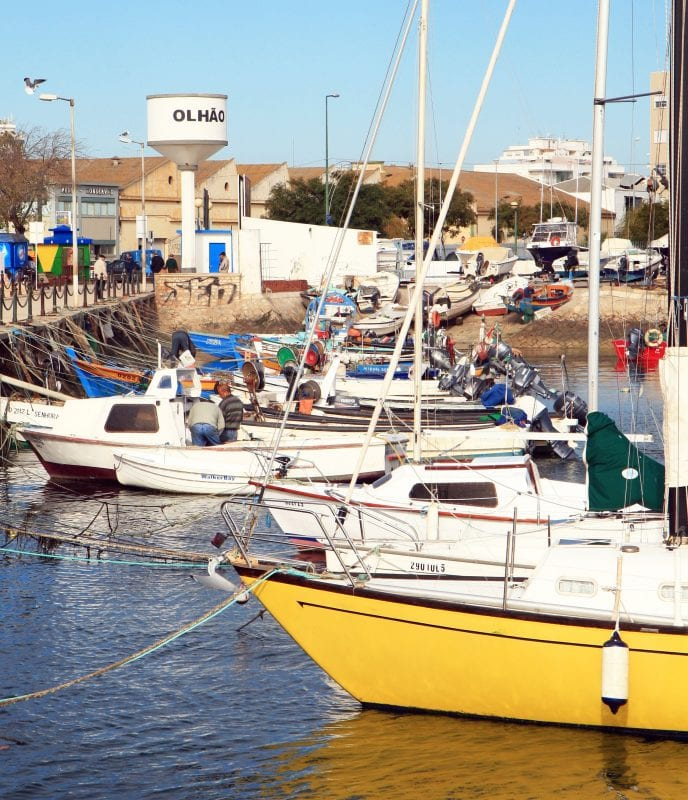 Puerto de Olhao