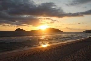 Mazatlán es famoso por sus playas bañadas por el Pacífico