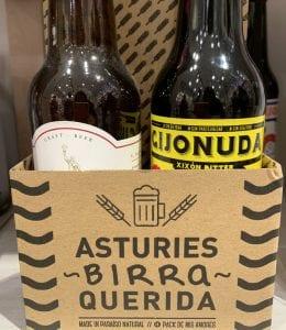 La cerveza artesana se está poniendo de moda en Asturias