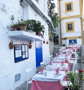 Callejear por Ibiza da gusto