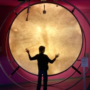 La casa de la música es un museo experimental con el sónido como protagonista