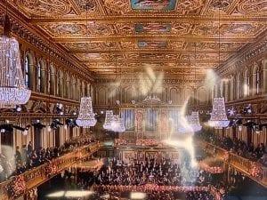 Concierto de Año Nuevo en la Musikverein de Viena del año 2020